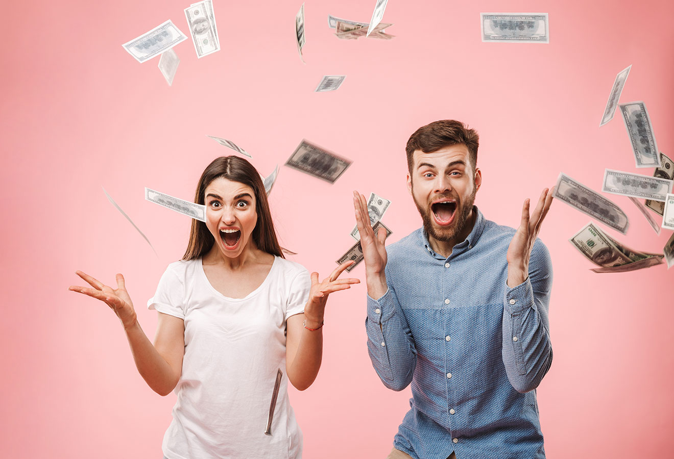 Living in a world where money is free – Episode 116