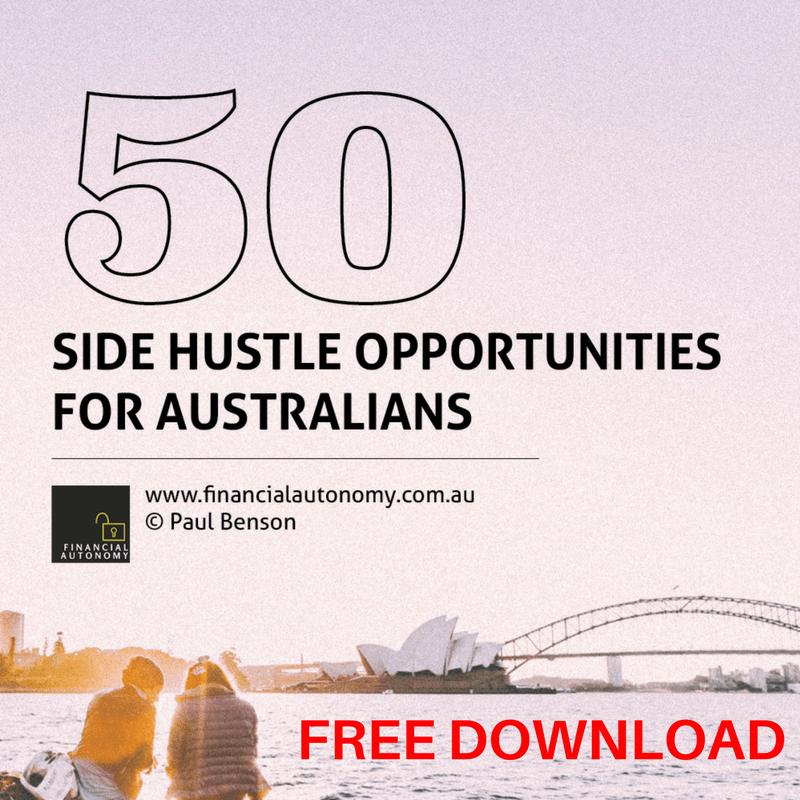 Side Hustle Australia