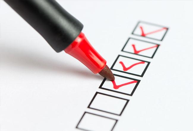 Mini Retirement Planning Checklist